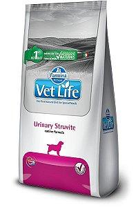 Ração Vet Life Natural Urinary Struvite para Cães Adultos