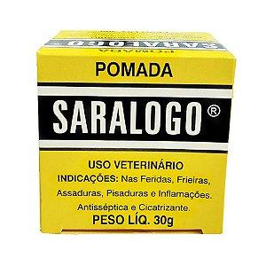 Saralogo Pomada Cicatrizante Matacura 30g
