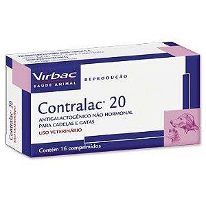 Contralac 20mg 16 Comprimidos
