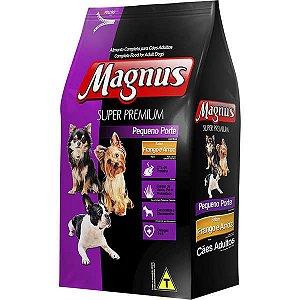 Ração Adimax Pet Magnus Super Premium Frango e Arroz para Cães Adultos de Pequeno Porte