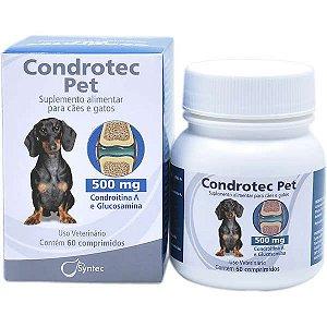 Suplemento Alimentar Syntec Condrotec Pet para Cães e Gatos