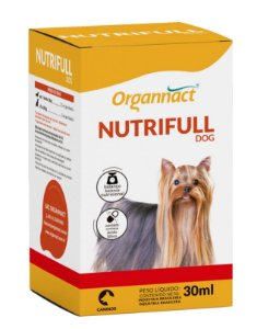 Nutrifull Dog Organnact 30 Ml