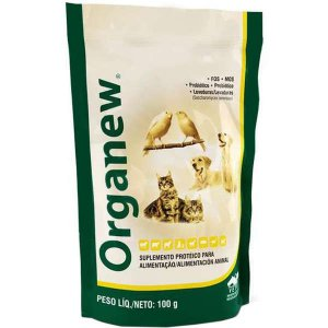 Suplemento Vitamínico Organew  Probiótico + Prebiótico - 100 g