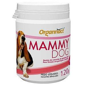 Suplemento Alimentar Organnact Mammy Dog Pote 120g