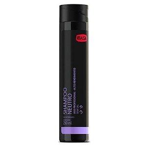 Shampoo Neutro Ibasa Sem Sal Alto Rendimento 250ML