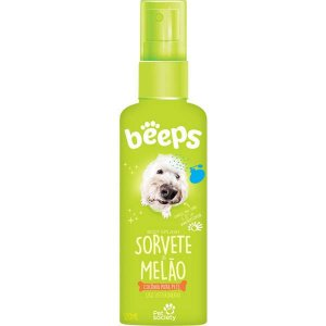 Deo Colônia Beeps Body Splash Pet Society Sorvete de Melão