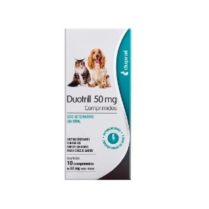 Duotril 50 Mg Blister Com 10 Comprimidos