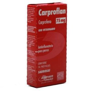 Carproflan 75MG - 14/Comprimidos - Agener