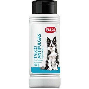 Talco Ibasa Antipulgas para Cães - 100 g