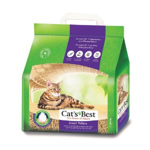 Granulado Ecologico Smart Pellets Cats Best 2.5kg