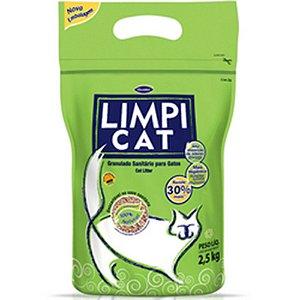 Granulado Sanitário Limp-cat Para Gatos 2,5 Kg