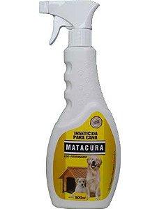 Matacura Inseticida P/Canil 500ml