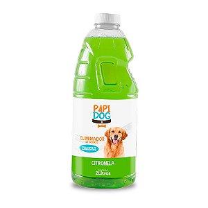 Eliminador de Odores Papi Dog Citronela 2L