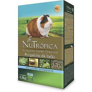 Ração Nutrópica Porquinho da Índia