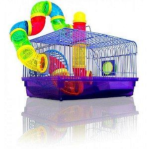 Gaiola para Hamster Labirinto