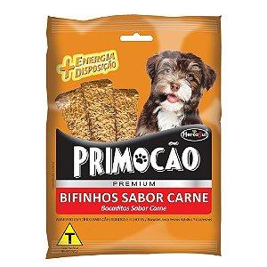Primocão Premium Bifinhos sabor carne