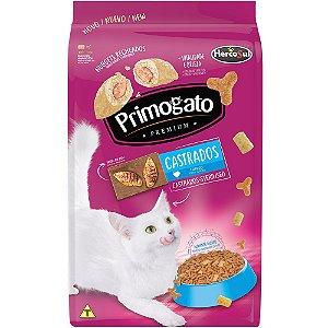 PRIMOGATO PREMIUM CASTRADOS - FRANGO