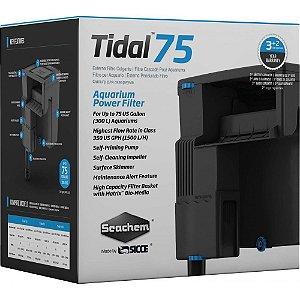 Seachem filtro Tidal 75 Para aquários de até: 300 Litros Vazão: 1500 L/h