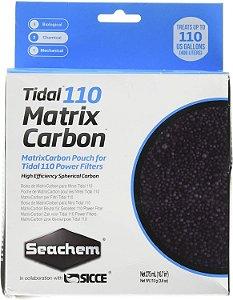 Seachem Refil Filtro Hangon Matrix Carbon Tidal 110