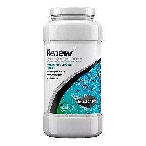 Mídia Química Seachem Renew