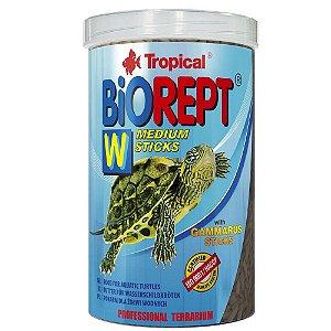 Alimento Tropical Biorept W Para Tartarugas