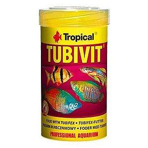 Ração Tropical Tubivit 20g