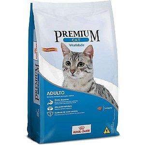 Ração Royal Canin Premium Cat Vitalidade Para Gatos Adultos