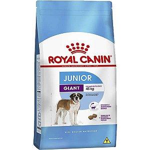 Ração Royal Canin Giant Junior para Filhotes de Cães Gigantes de 8 a 18/24 Meses de Idade 15 Kg