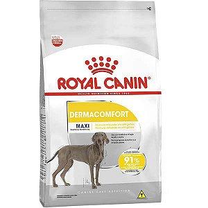 Ração Royal Canin Maxi Dermacomfort para Cães Adultos e Idosos de Raças Grandes 10,1 Kg