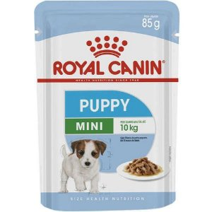 RC Cão Wet Sachê Mini Puppy 85g