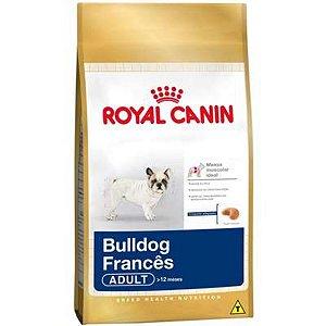 Ração Royal Canin Raça Bulldog Francês Adulto