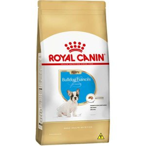 Ração Royal Canin Puppy Bulldog Francês para Cães Filhotes