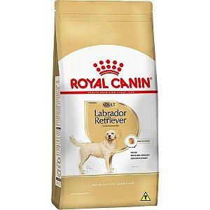 Ração Royal Canin para Cães Adultos da Raça Labrador Retriever 12 Kg