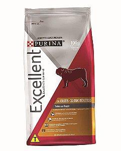 Ração Excellent Light para Cães Adultos sabor Frango e Arroz - 15kg