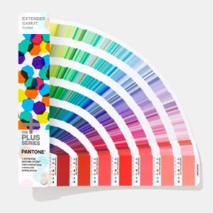 Pantone Extended Gamut Coated Guide + Plus Series