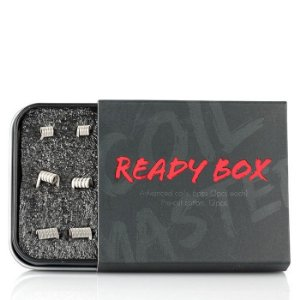 PREBUILT READY BOX - COIL MASTER
