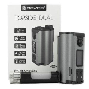 MOD KIT TOPSIDE DUAL 200W TOP FILL TC SQUONK - DOVPO