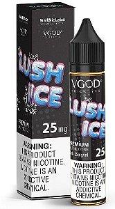 LÍQUIDO LUSH ICE - SALTNIC / SALT NICOTINE - VGOD SALTNIC