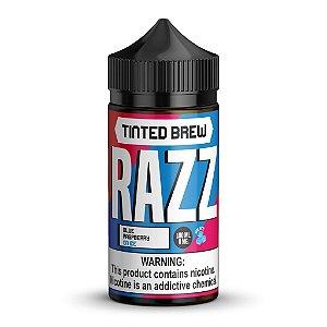 LÍQUIDO RAZZ BLUE RASPBERRY ON ICE - TINTED BREW