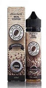 LÍQUIDO HAZELNUT - REAL COFFEE - VAPE BEAN