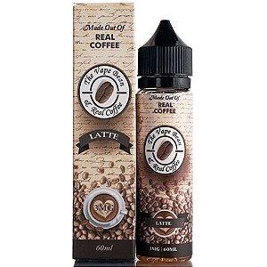 LÍQUIDO LATTE - REAL COFFEE - VAPE BEAN