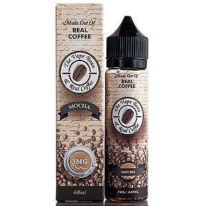 LÍQUIDO MOCHA - REAL COFFEE - VAPE BEAN