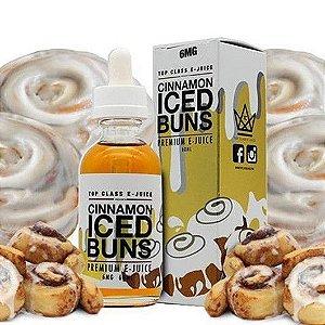 LIQUIDO CINNAMON ICED BUNS - TOP CLASS E-JUICE