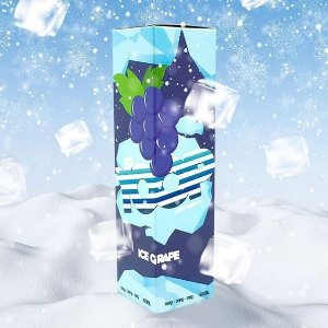 LÍQUIDO ICE GRAPE - YOOP