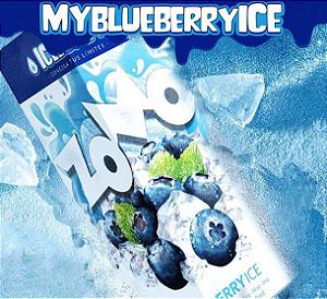 LÍQUIDO ZOMO MY BLUEBERRY ICE - ICEBURST