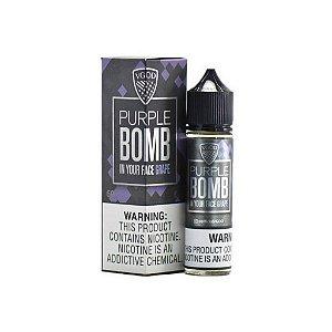 LÍQUIDO PURPLE BOMB GRAPE - VGOD
