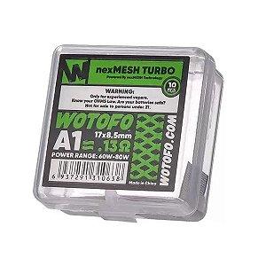 COIL NEXMESH TURBO A1 0.13Ω - WOTOFO