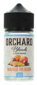 LÍQUIDO ORCHARD BLENDS MANGO PASSION ICE - FIVE PAWNS