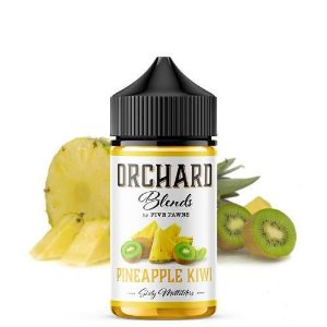LÍQUIDO ORCHARD BLENDS PINEAPPLE KIWI ICE - FIVE PAWNS