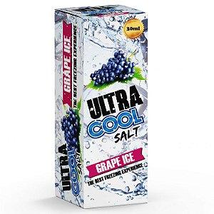 LIQUIDO NICSALT GRAPE ICE (UVA GELADA) - ULTRA COOL